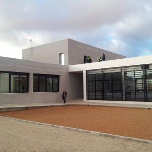 Centro juvenil en Iniesta