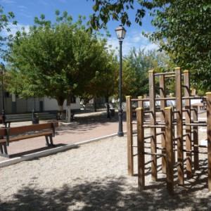 Adecuación Parque en Puebla del Salvador